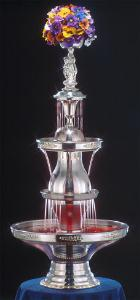 Full sized drinks fountains for hire